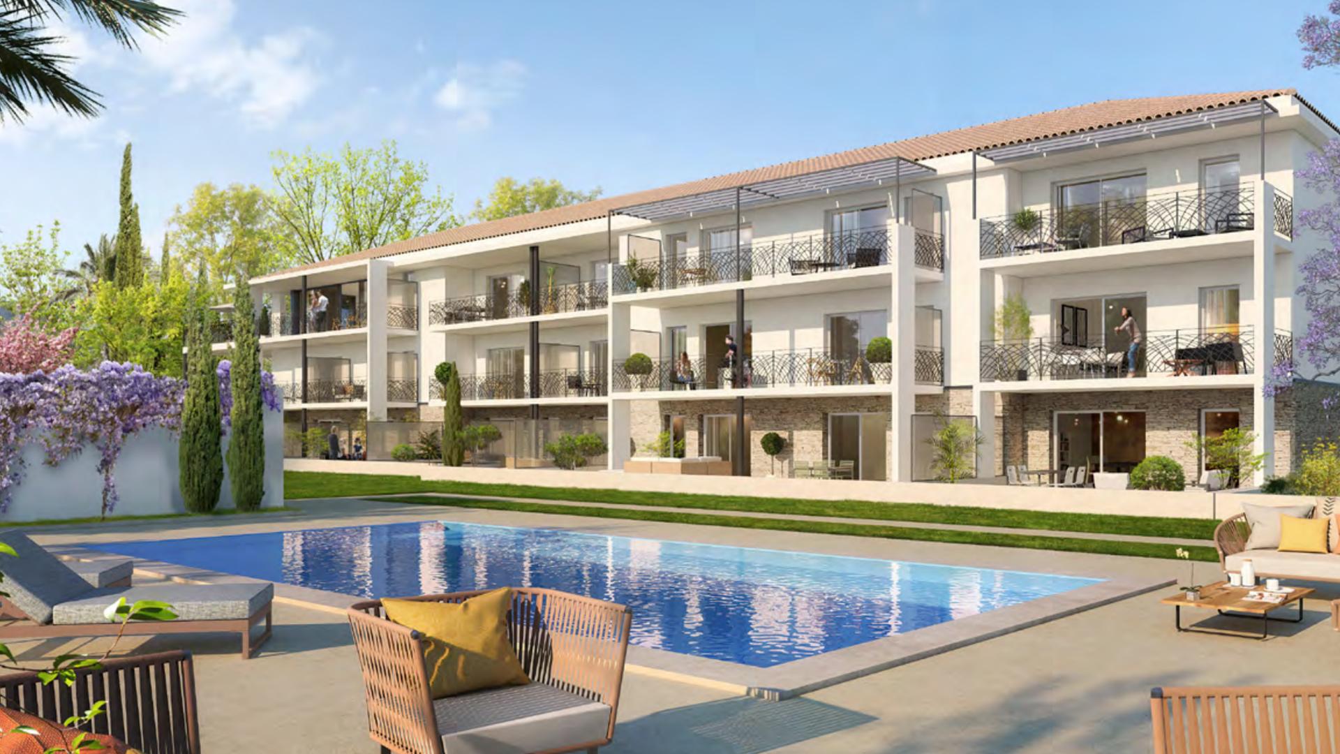 New apartments in La Garde 83130