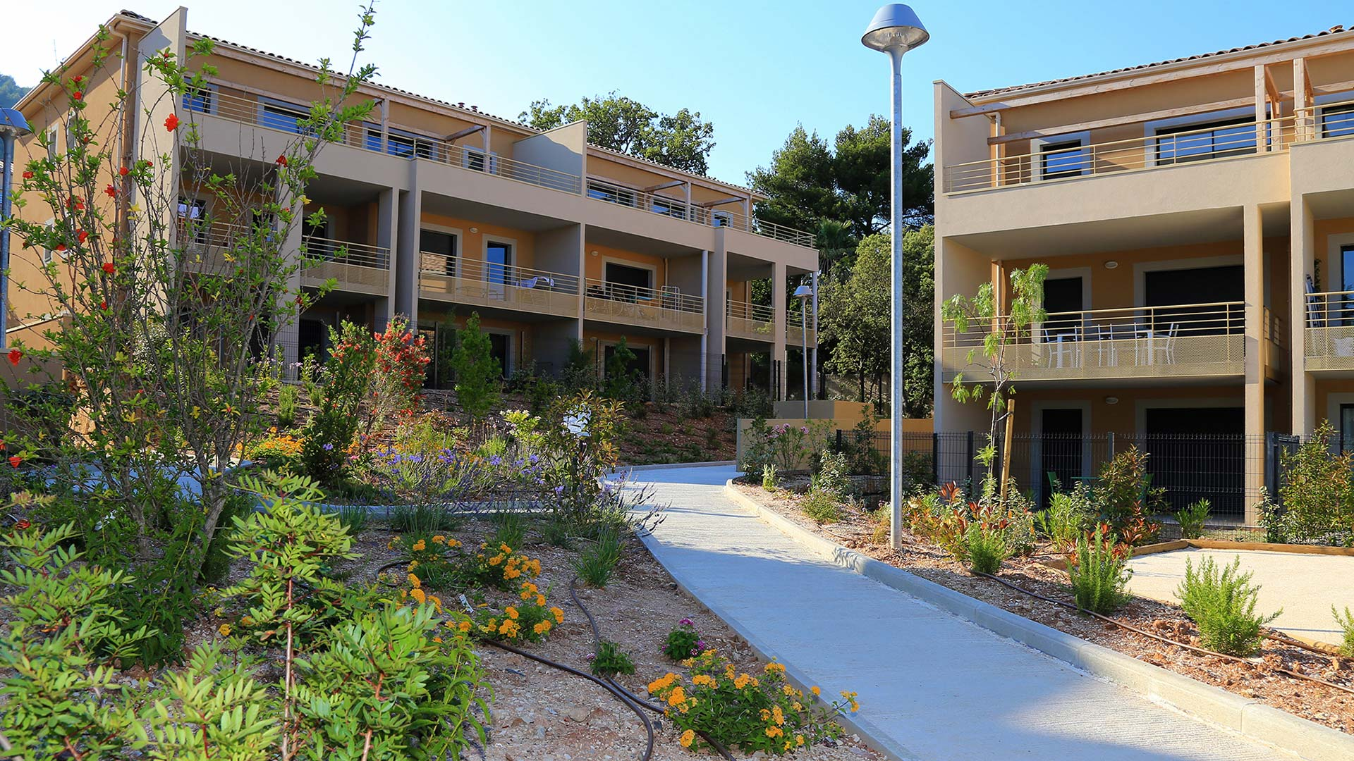 Jardins De Costebelle Programme Immobilier Neuf Hyeres