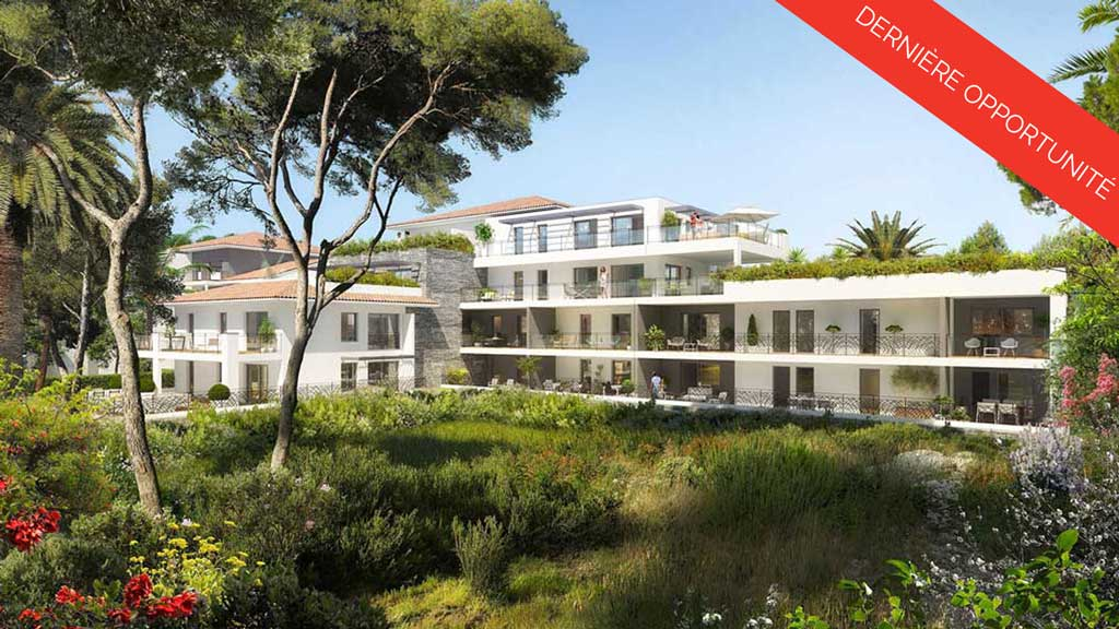 New apartement in Carqueiranne