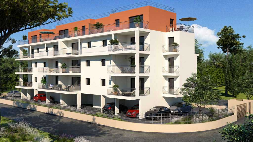 Apartment for sale in La Garde 83130