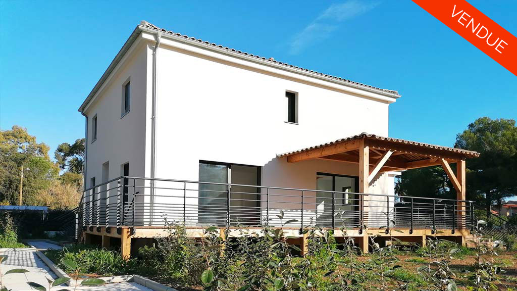 New house in Hyères 83400