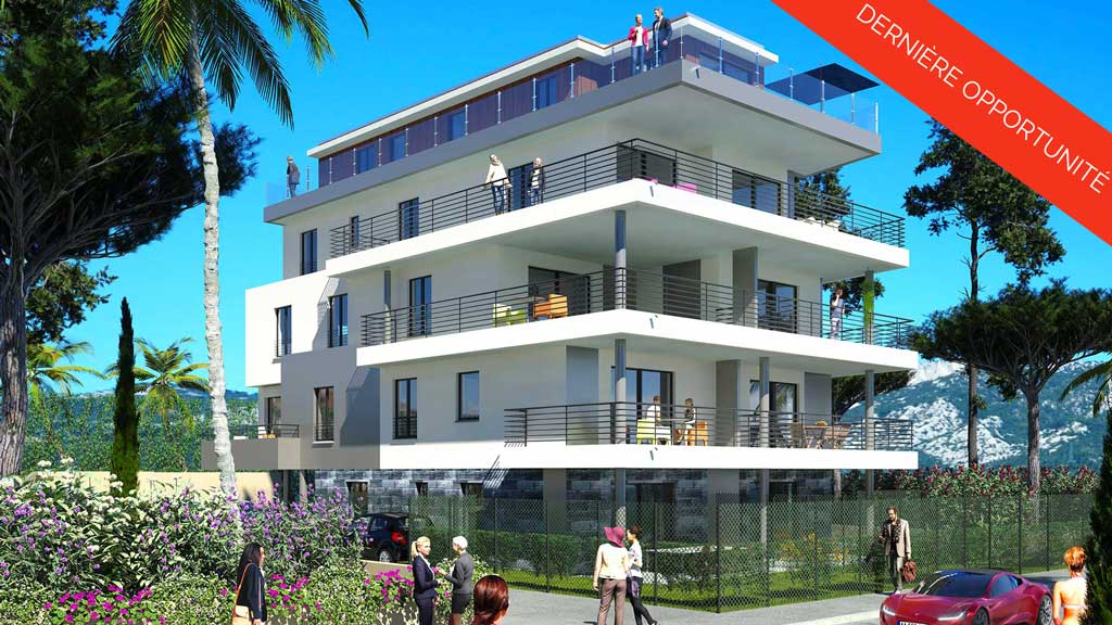 New apartment in la Garde 83130