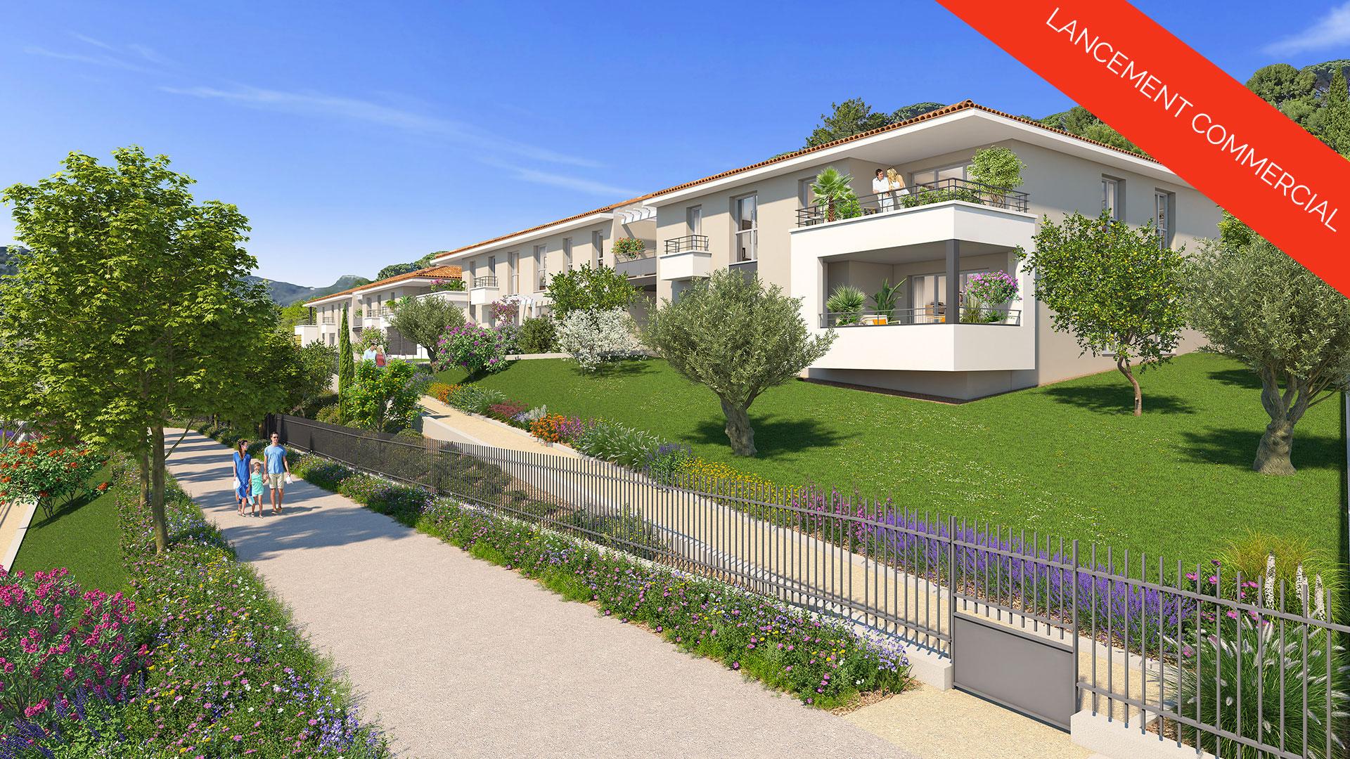 Appartement à vendre à Ollioules 83190