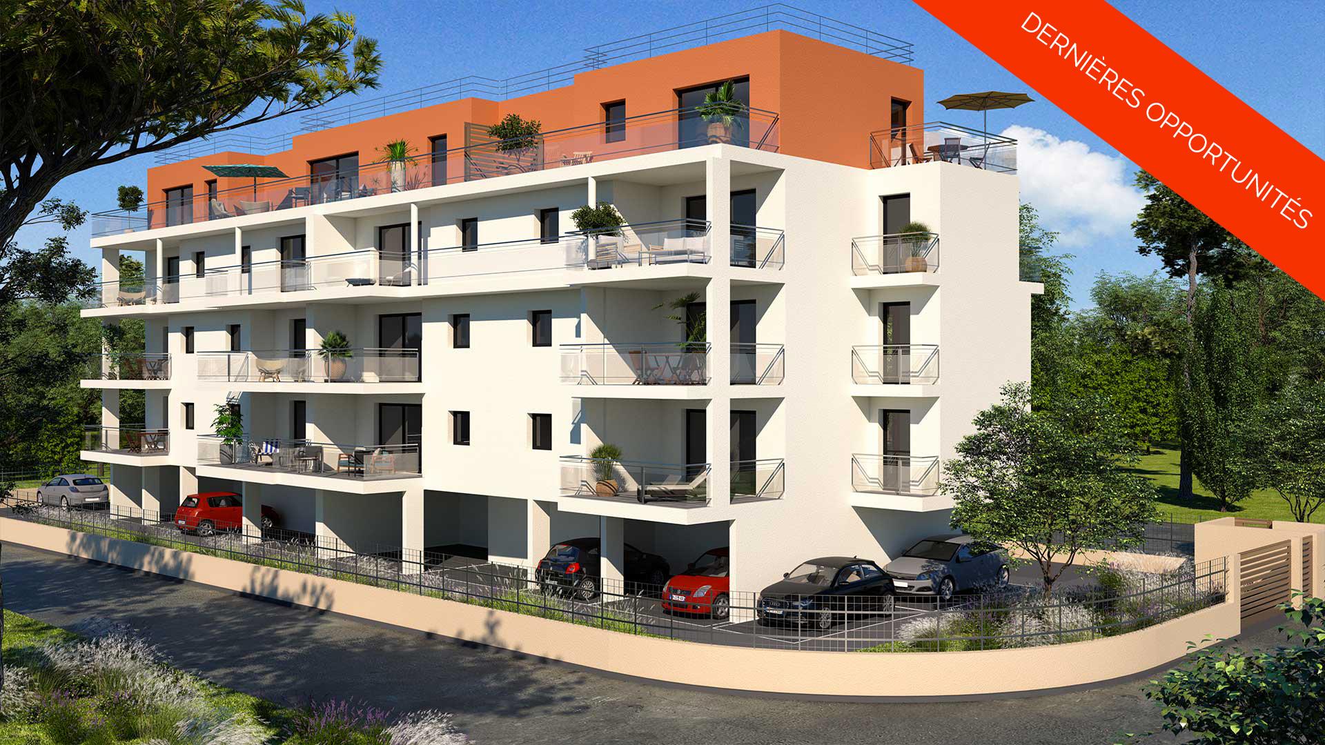Appartement à vendre La Garde 83130